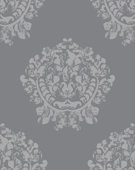 Sfondo barocco vintage trama di lusso. decorazione elegante