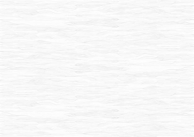 Sfondo bianco con texture con motivo in legno