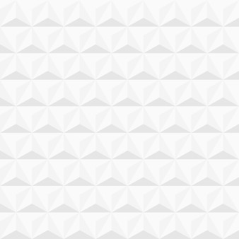 Sfondo bianco da piramidi