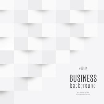 Sfondo bianco di affari