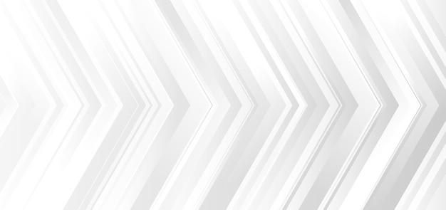 Sfondo bianco e grigio frecce.
