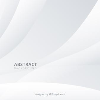Sfondo bianco in stile astratto