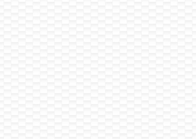 Sfondo bianco minimalista con design quadrato