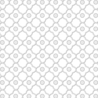 Sfondo bianco modello strutturato
