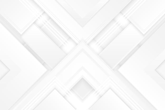 Sfondo bianco trama con strati di cime di freccia