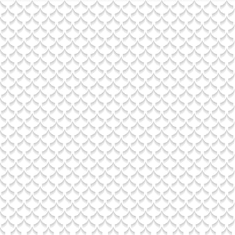 Sfondo bianco vettoriale della struttura strutturata