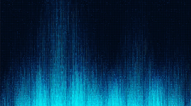 Sfondo chiaro tecnologia microchip circuito elettronico