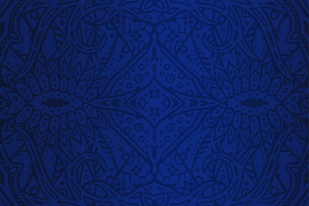 Sfondo colorato arte blu