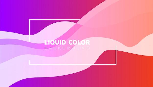 Sfondo colorato creativo colorato moderno