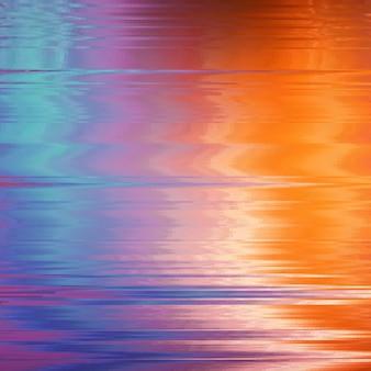 Sfondo colorato glitch