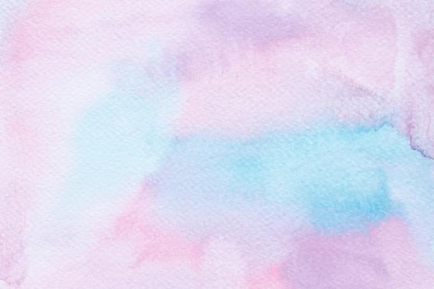 Sfondo colorato unicorno acquerello. sfondo arcobaleno