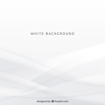 Sfondo con forme bianche