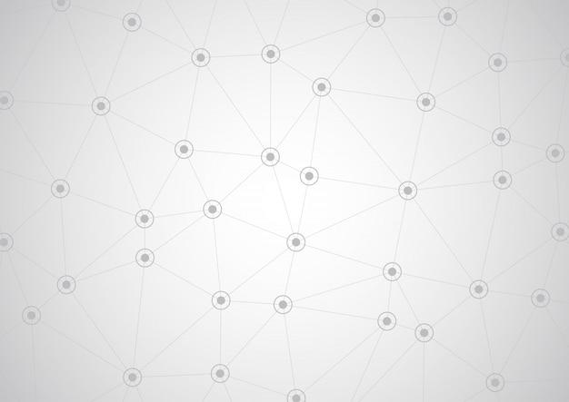 Sfondo connessioni di rete