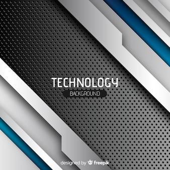 Sfondo del concetto di tecnologia
