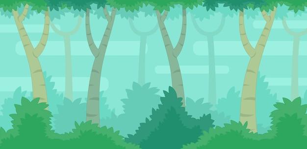 Sfondo del gioco della giungla