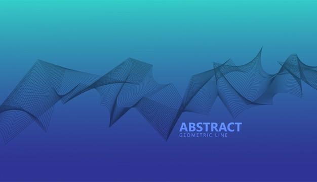 Sfondo del modello geometrico astratto