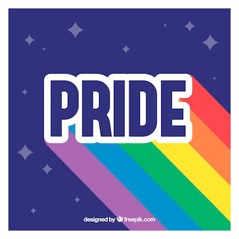 Sfondo del mondo moderno orgoglio