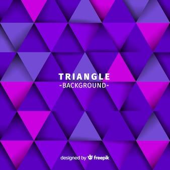 Sfondo del triangolo
