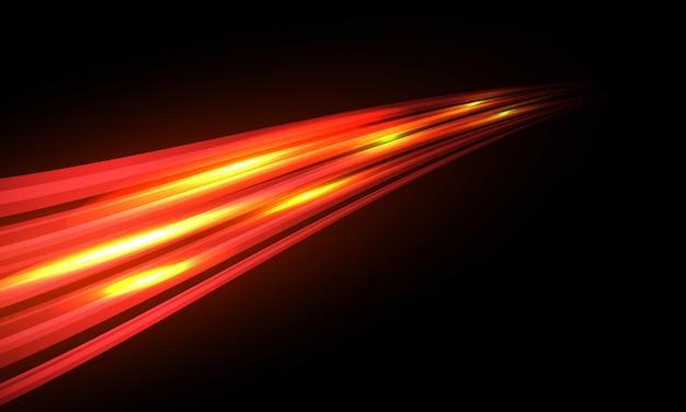 Sfondo della linea di velocità.