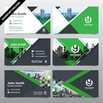 Sfondo di città modello di progettazione di biglietto da visita. può essere adattabile a brochure, report annuale, rivista, poster, presentazione aziendale, portfolio, flyer, sito web