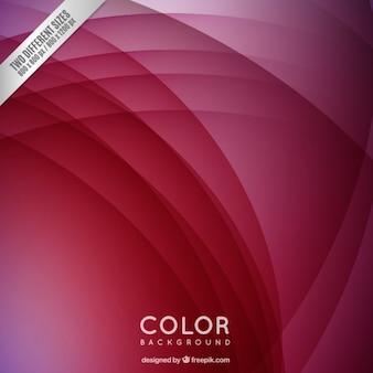 Sfondo di colore in stile astratto