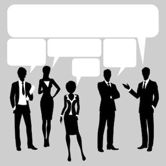 Sfondo di comunicazione