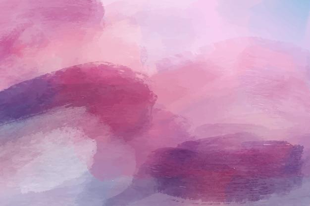 Sfondo di disegno ad acquerello