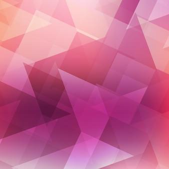 Sfondo di disegno geometrico