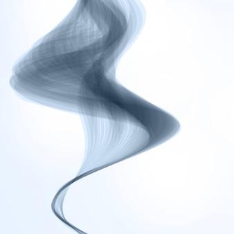 Sfondo di fumo