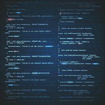 Sfondo di ingegneria del software