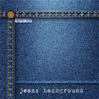 Sfondo di jeans