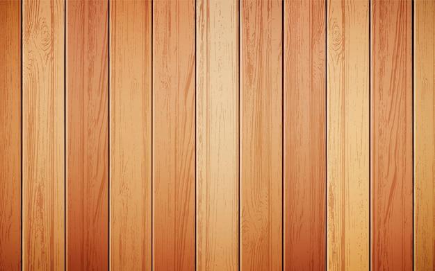 Sfondo di legno realistico