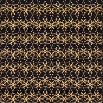 Sfondo di lusso con colore oro