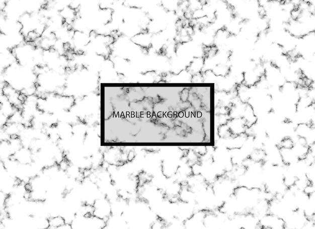 Sfondo di marmo bianco e nero