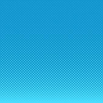 Sfondo di mezzitoni blu punti