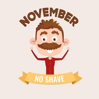 Sfondo di Movember