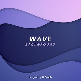 Sfondo di onda