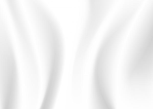 Sfondo di panno bianco