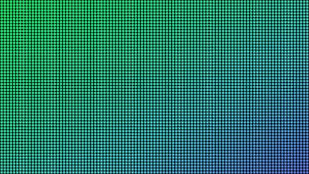 Sfondo di proiezione a macroistruzione schermo principale.