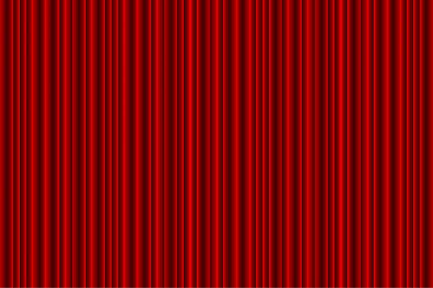 Sfondo di red stage curtain