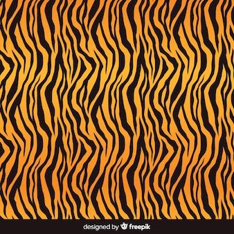 Sfondo di stampa tigre