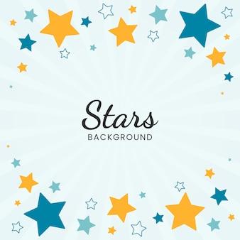Sfondo di stelle