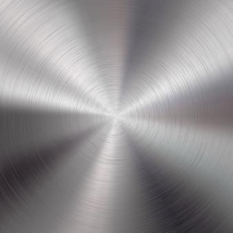 Sfondo di tecnologia del metallo