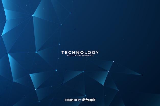 Sfondo di tecnologia