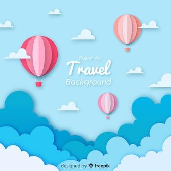 Sfondo di viaggio
