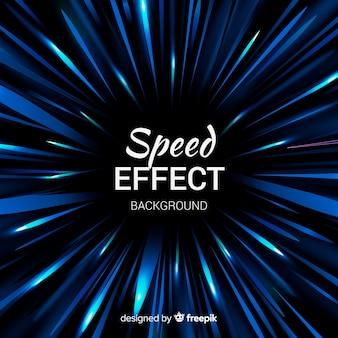 Sfondo effetto velocità