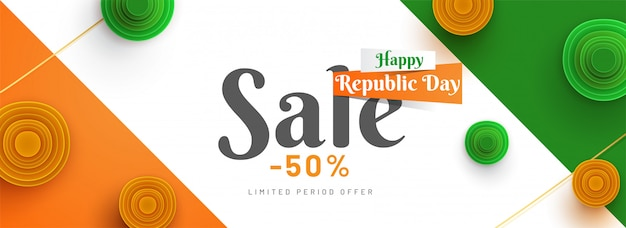 Sfondo festa della repubblica indiana.