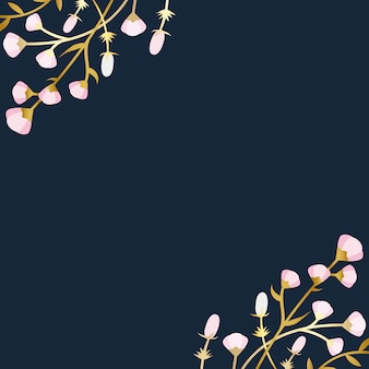 Sfondo floreale estate