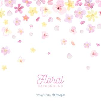 Sfondo floreale