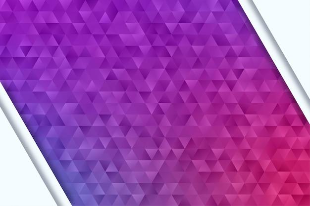 Sfondo geometrico astratto. carta da parati poligonale.
